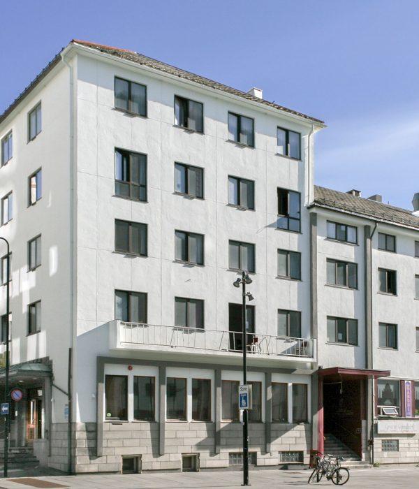 norrona-hotell